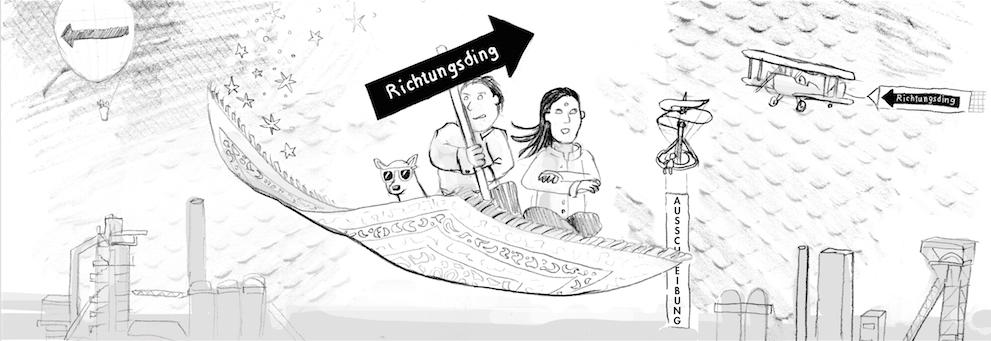 Ausschreibung Alle Richtungen