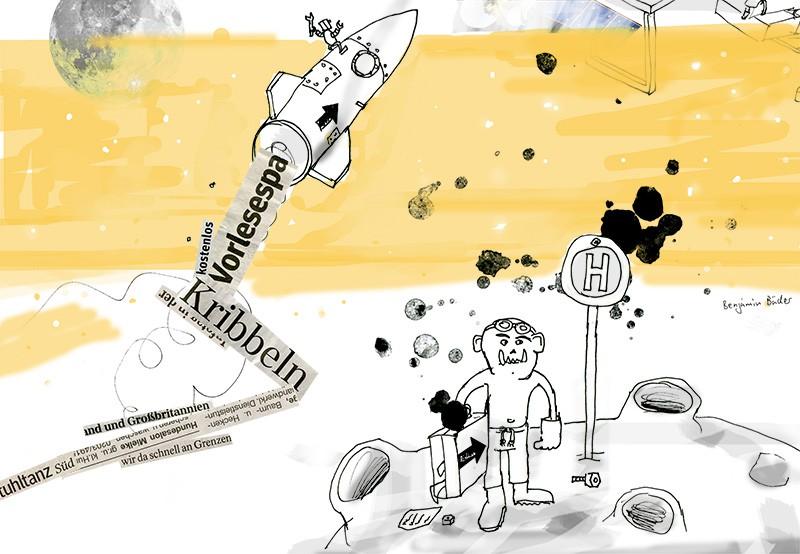 Raketenausschreibung